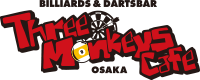 Billiard&Dartsbar Three Monkey Cafe